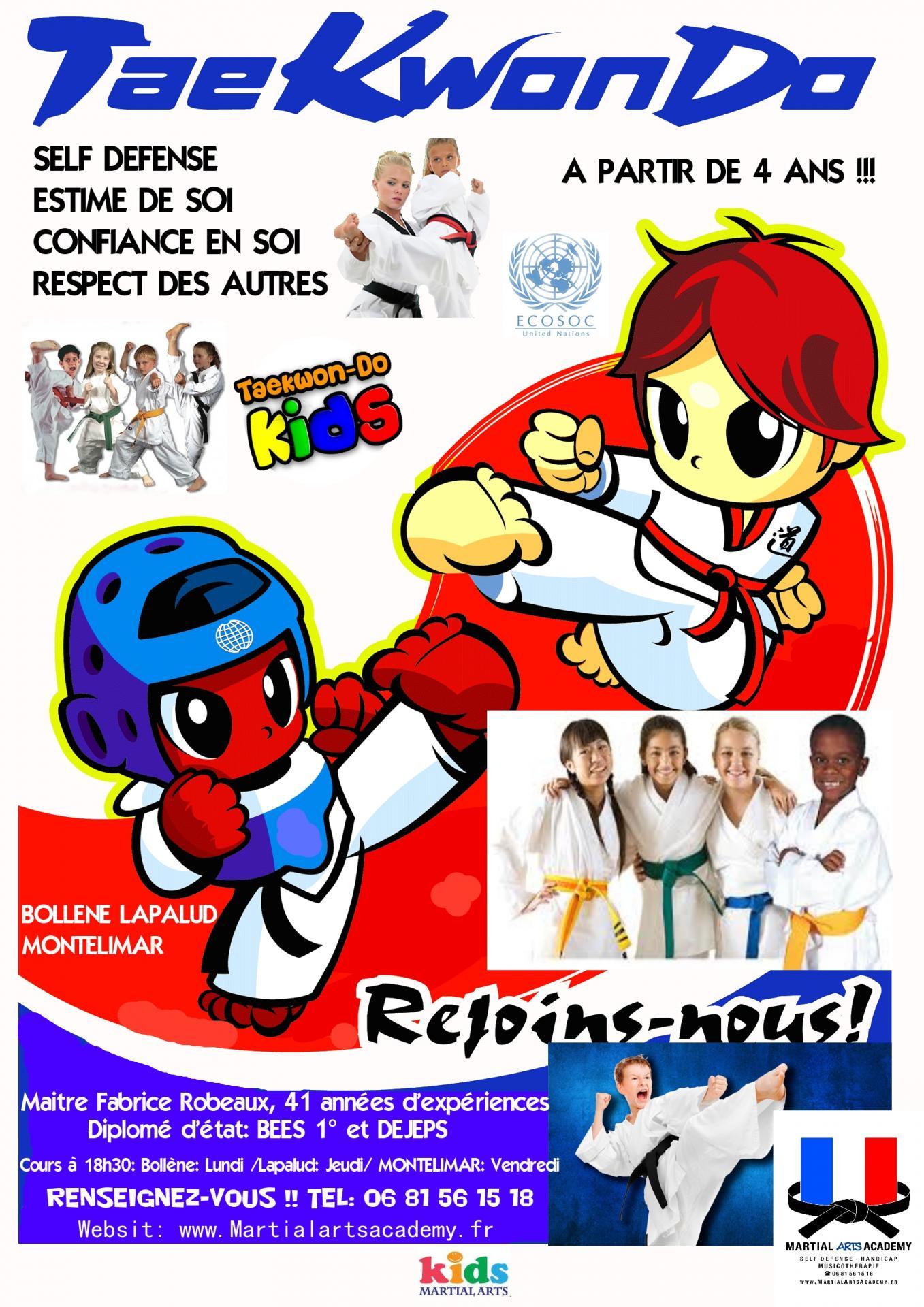 Academy arts martiaux for Arts martiaux pdf
